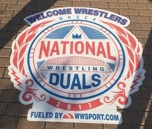 NHSCA National Duals